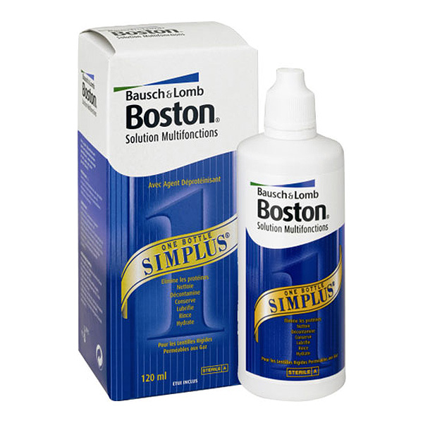 BOSTON SIMPLUS SOL MULTIACAO 120ML