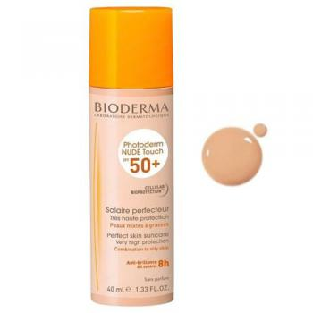 PHOTODERM NUDE TOUCH FPS 50 NATURAL 40ML