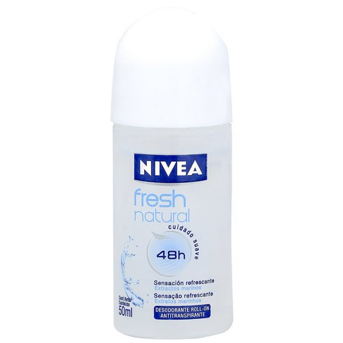 DES NIVEA FEM ROLL ON 50ML FRESH NATURAL