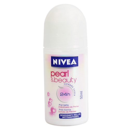 DES NIVEA FEM ROLL ON 50ML PEARL BEAUTY