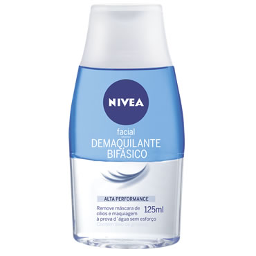 NIVEA FACIAL DEMAQUILANTE 125ML BIFASICO