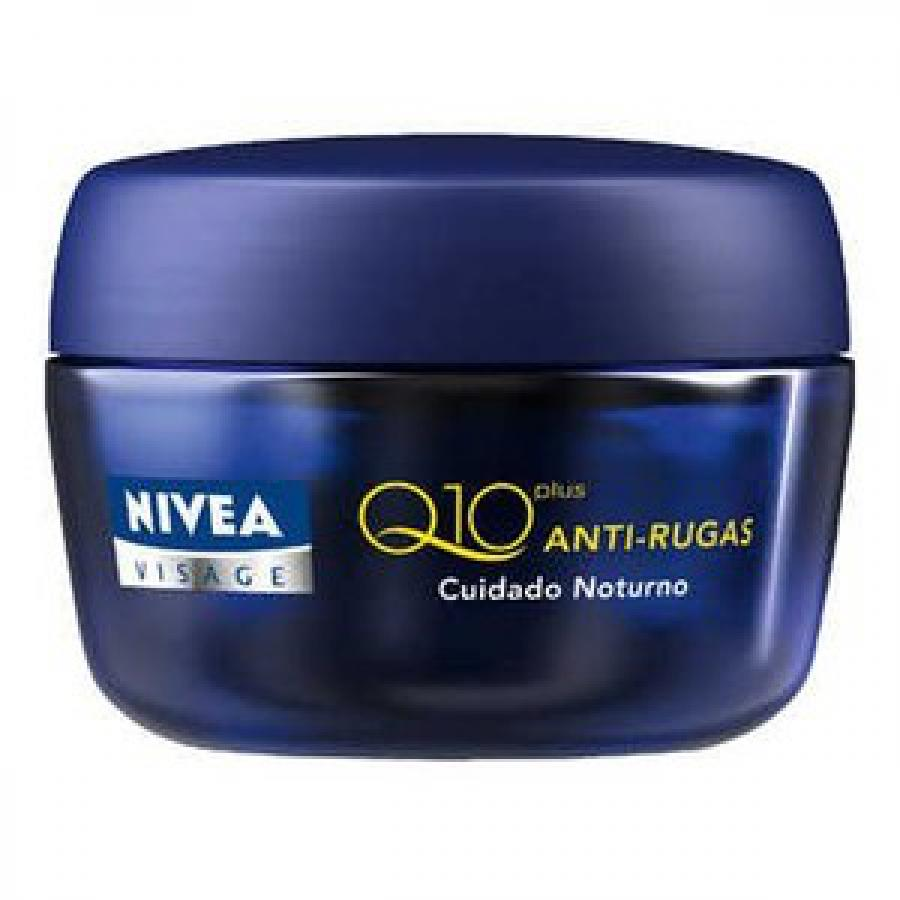 NIVEA Q10 PLUS CR 50G ANTISSINAIS NOITE