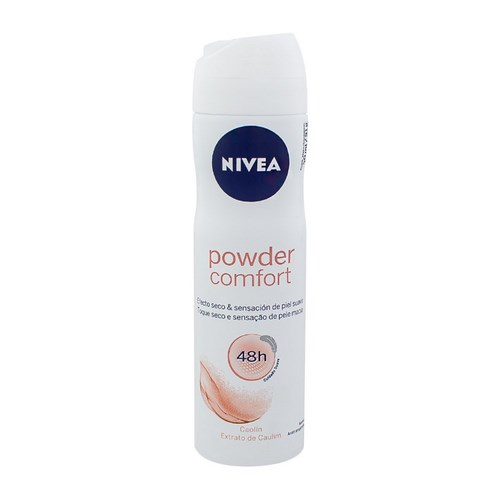 DES NIVEA FEM AER 150ML POWDER COMFORT