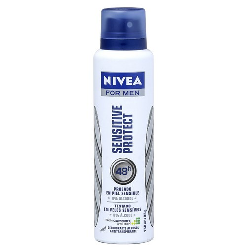 DES NIVEA MEN AER 150ML SENSITIVE PROTECT