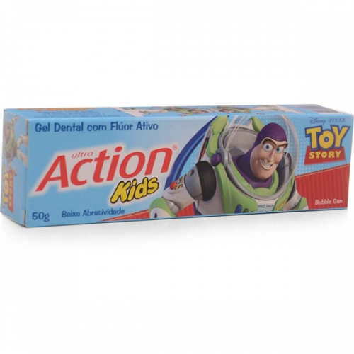 Gel Dental Infantil Disney Toy Story3