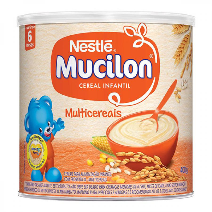 MUCILON 400G MULTI CEREAIS