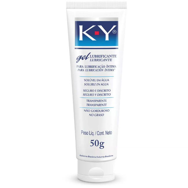 KY GEL LUBRIFICANTE 50G INTIMO