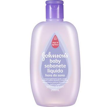 SAB  LIQ JOHNSONS BABY 200ML HORA DO SONO
