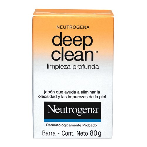 NEUTROGENA D CLEAN 80G SAB FACIAL