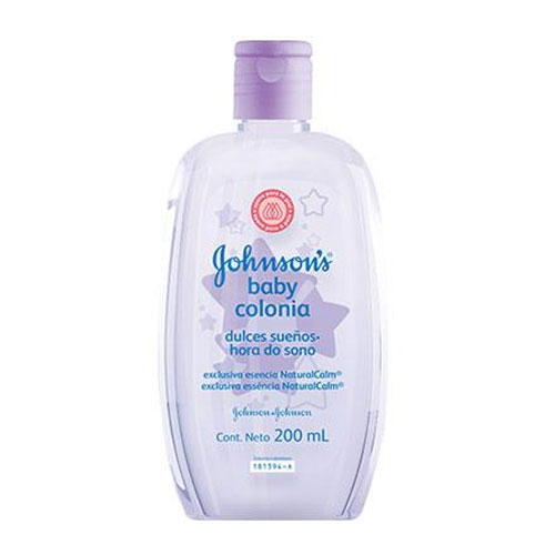 COL JOHNSONS BABY 200ML HORA DO SONO