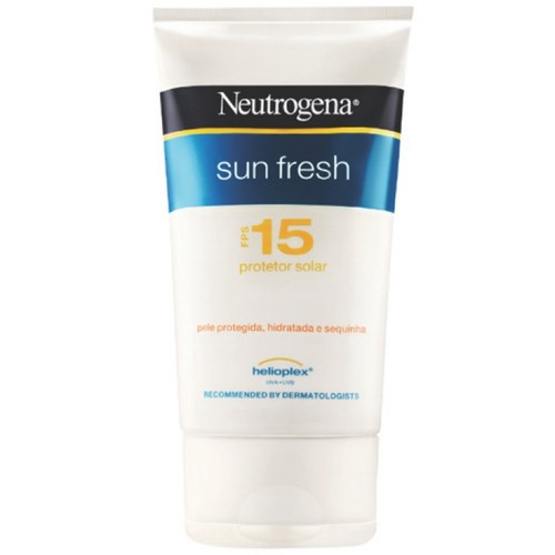 NEUTROGENA SUN FRESH FPS 15 120ML