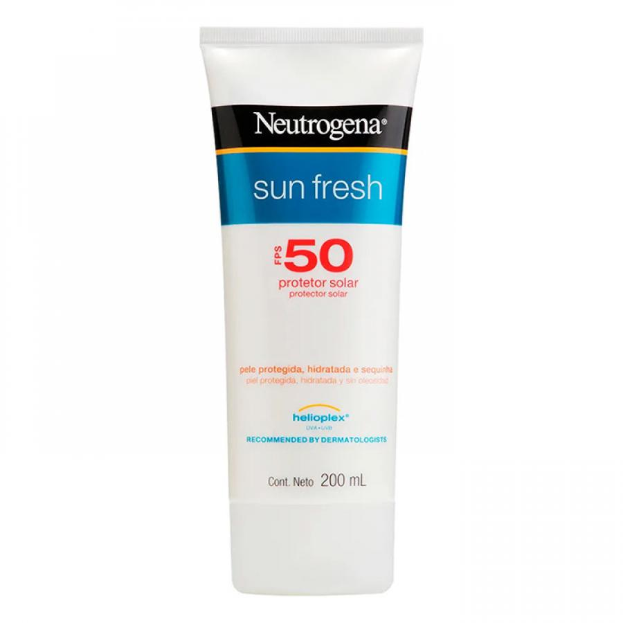 NEUTROGENA SUN FRESH FPS 50 200ML