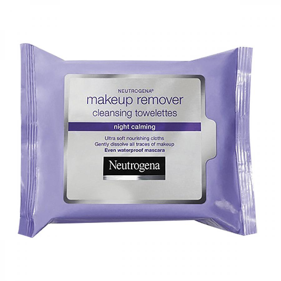 NEUTROGENA LENCO DEMAQ  25 UNID  NIGHT CALMING