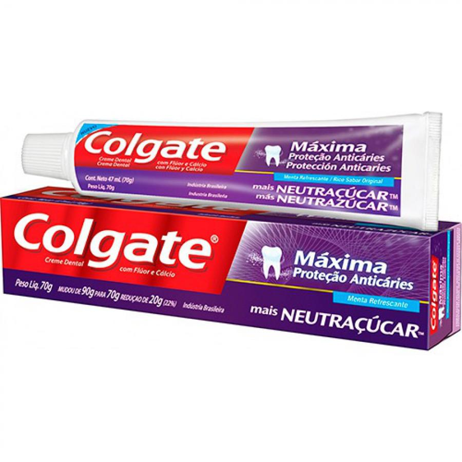 CD COLGATE NEUTRACUCAR 70G MENTA