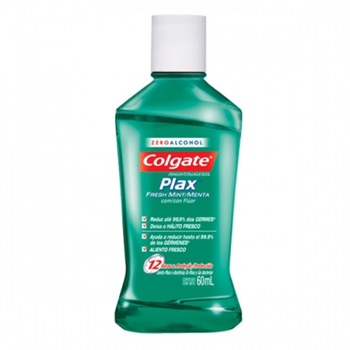 ENX COLGATE PLAX  60ML FRESH MINT