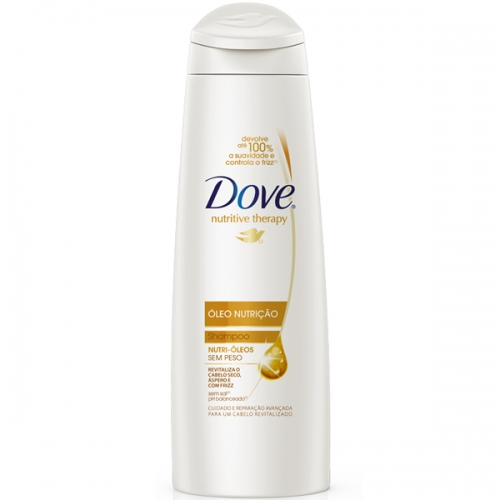 SH DOVE 200ML OLEO NUTRICAO