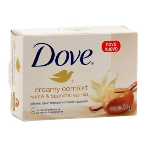 SAB DOVE 90G DEL CARE KARITE