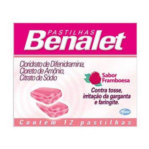 BENALET CX 12 PAST  FRAMBOESA