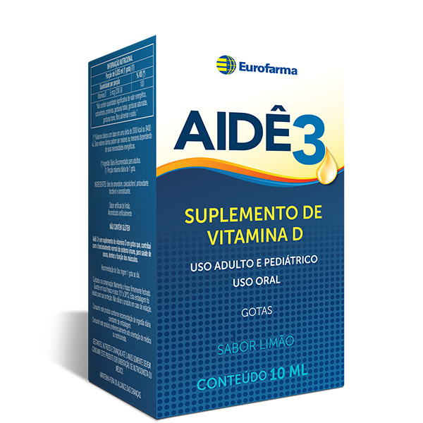 AIDE 3 200UI SOL OR X 10ML