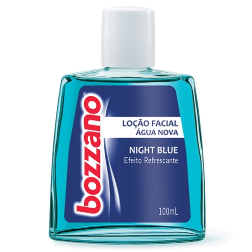 LC FACIAL BOZZANO 100ML NIGHT BLUE