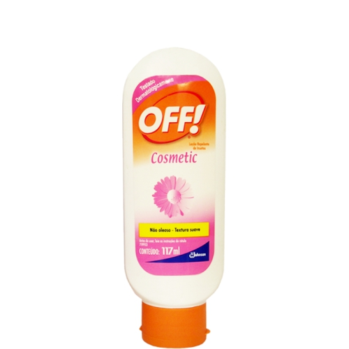REPELENTE OFF LOCAO 117ML COSMETIC