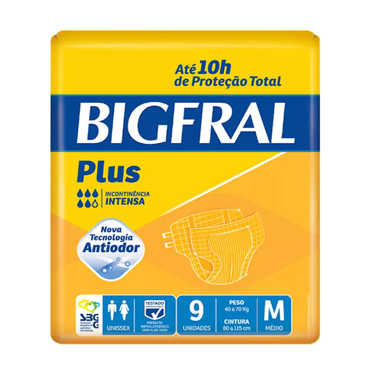 FD BIGFRAL PLUS  M 9