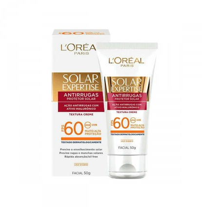 SOLAR EXP FACIAL ANTIRRUGAS FPS 60 50G