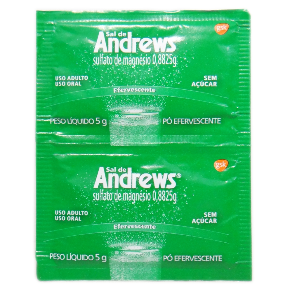 ANDREWS SAL COM 2 ENVELOPES