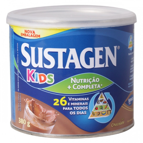 SUSTAGEN KIDS 380G CHOCOLATE