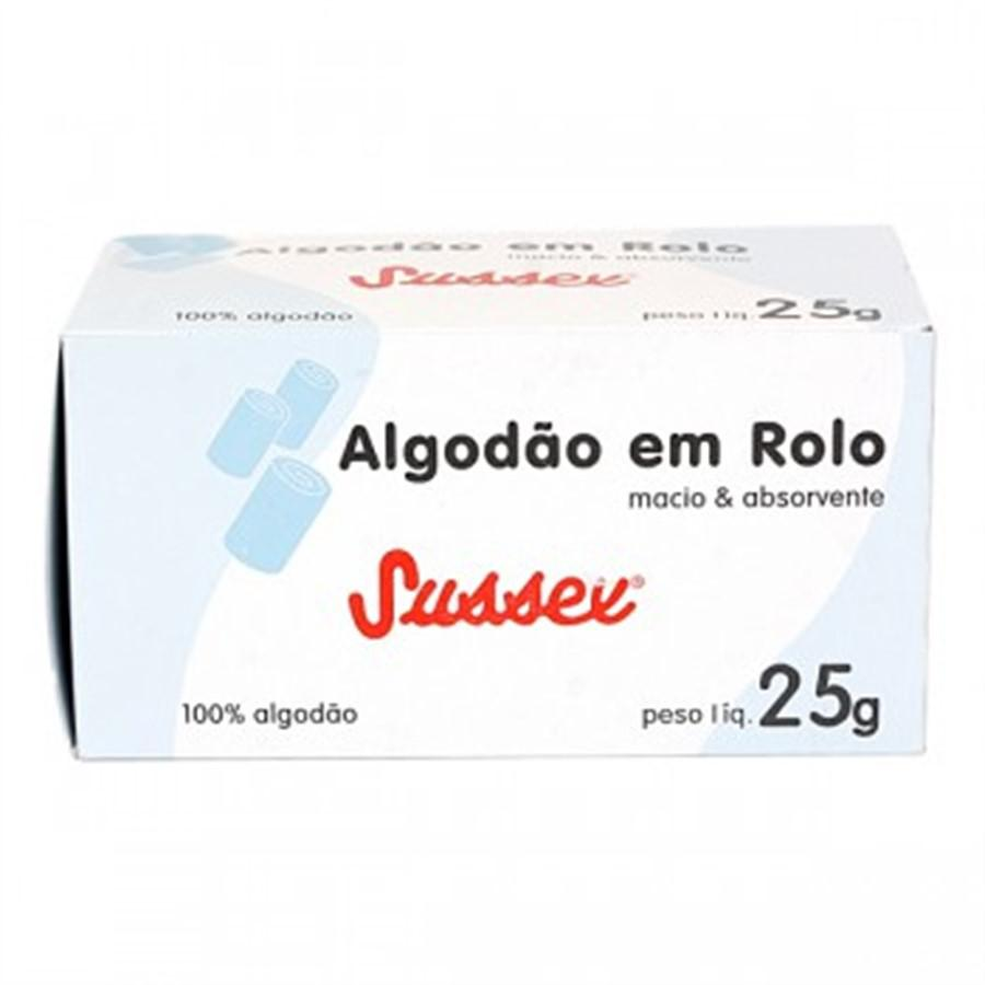Algodao Sussex  25g Rolo