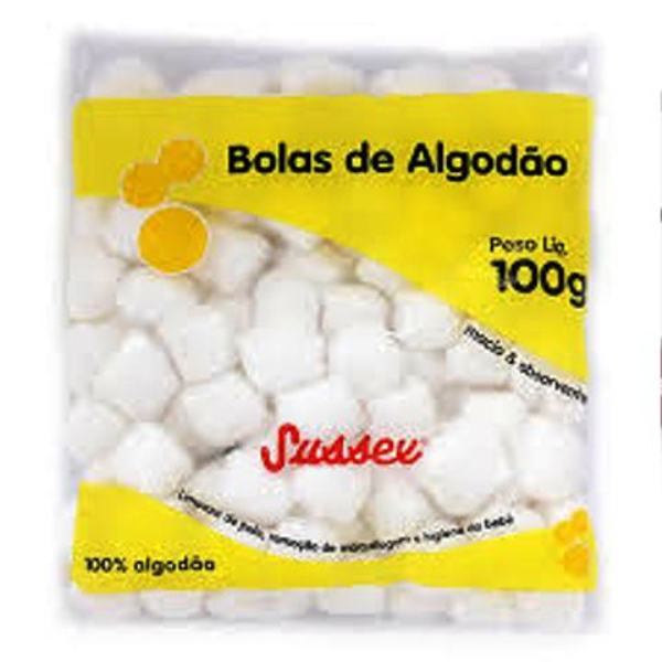 ALGODAO SUSSEX 100GR