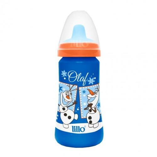 COPO LILLO DISNEY COLORS FROZEN 300ML AZUL R 303221