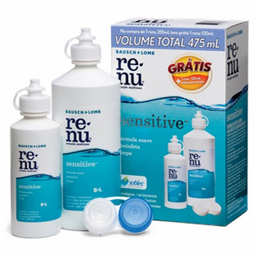 RENU SENSITIVE 355ML   120ML