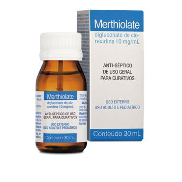 MERTHIOLATE INCOLOR 30ML