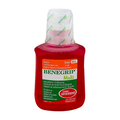 BENEGRIP MULTI XP 240ML