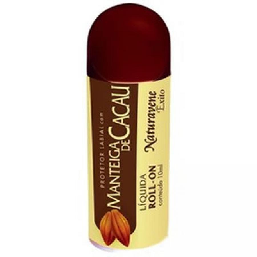 MANTEIGA DE CACAU ROLL ON 10ML NATURAVENE