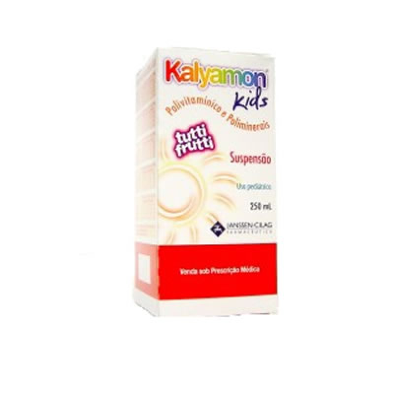 KALYAMON KIDS 250ML SUSP