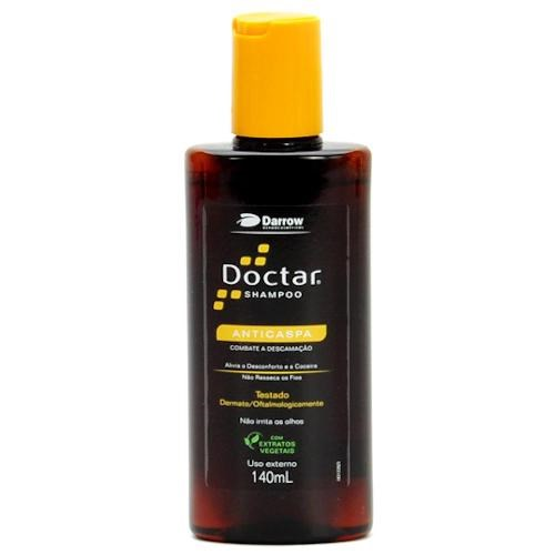 DOCTAR SHAMPOO 140ML