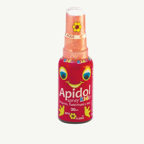 SPRAY APIS FLORA APIDOL 30ML TUTTI FRUTTI
