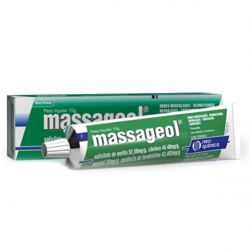 Massageol Pomada 15g
