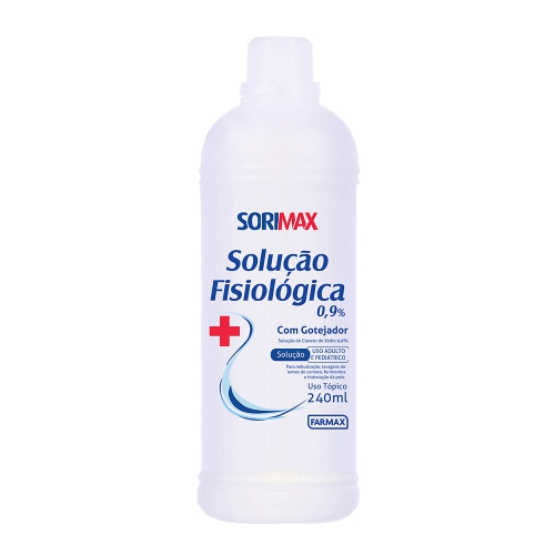 SORO FISIOLOGICO FARMAX 100ML