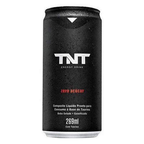 TNT ENERGY DRINK 269ML ZERO ACUCAR