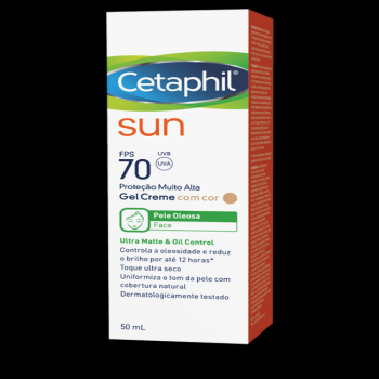 CETAPHIL DERMACONTROL FPS 70  50ML