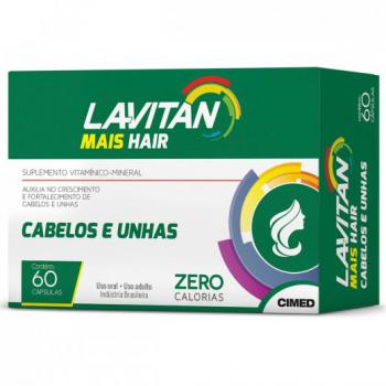LAVITAN MAIS HAIR 60 CPS