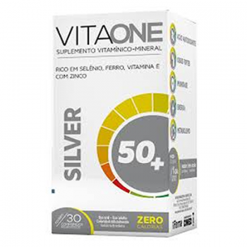 VITAONE SILVER 30 CPS