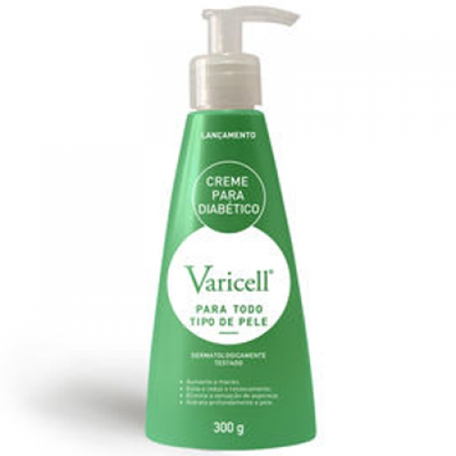 VARICELL CREME 300G DIABETICO