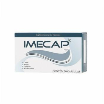 IMECAP HAIR 30 CAPS