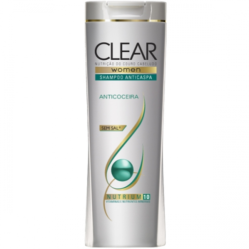 Shampoo Clear Renove Anticoceira 200ml