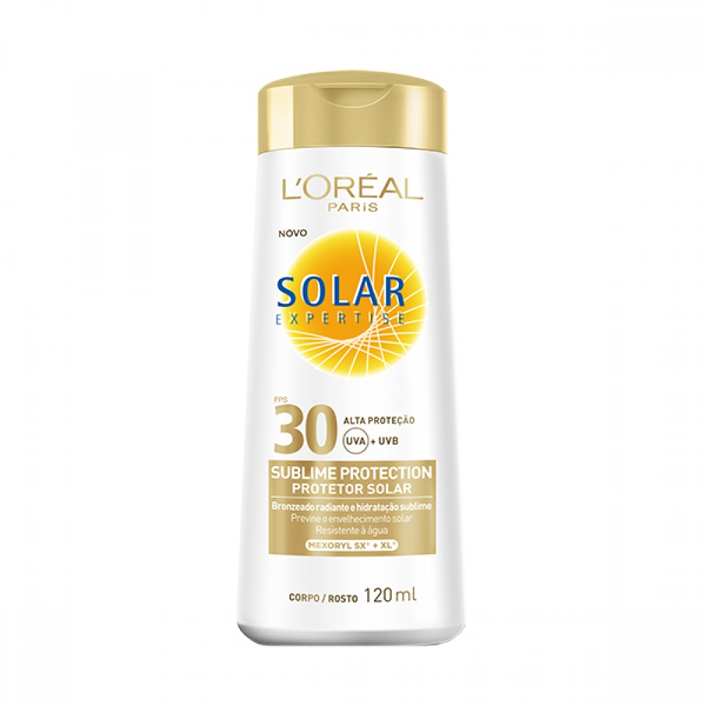 SOLAR EXP SUBLIME PROT FPS 30 120ML