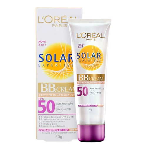 SOLAR EXP BB CREAM FPS 50 30ML